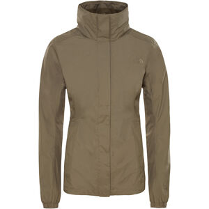 The North Face Resolve II Parka Dam new taupe green new taupe green