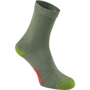 Craghoppers NosiLife Travel Socks Barn dark khaki dark khaki
