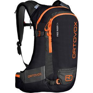 Ortovox Free Rider 24 Backpack black raven black raven