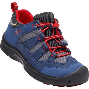 Keen Hikeport WP Shoes Barn dress blues/firey red dress blues/firey red