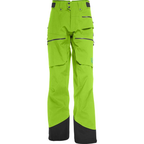 Norrøna Lofoten Gore-Tex Pro Pants Herr bamboo green