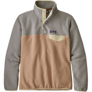 Patagonia Synchilla Snap-T Lightweight Pullover Dam Rosewater Rosewater
