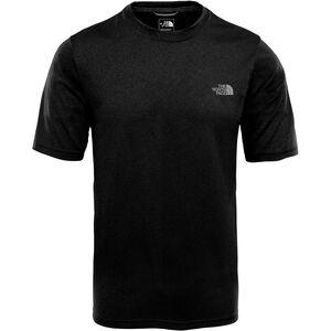The North Face Reaxion Amp Crew T-Shirt Herr TNF Black TNF Black