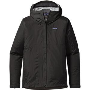 Patagonia Torrentshell Jacket Herr black black