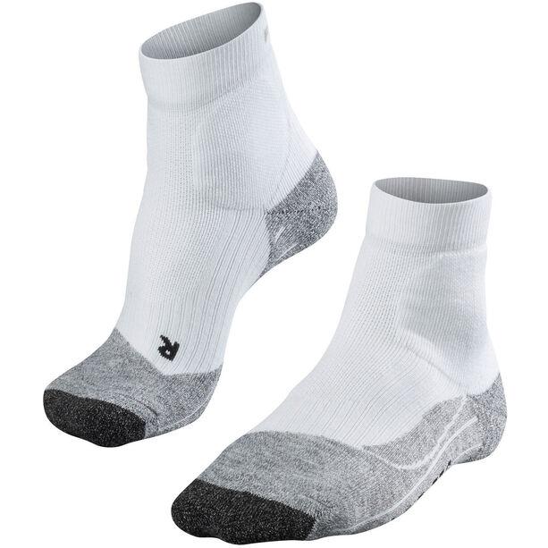 Falke TE2 Short Tennis Socks Dam white-mix