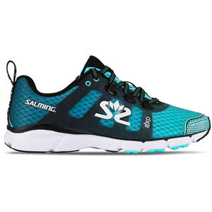 Salming enRoute 2 Shoes Dam aruba blue/black aruba blue/black