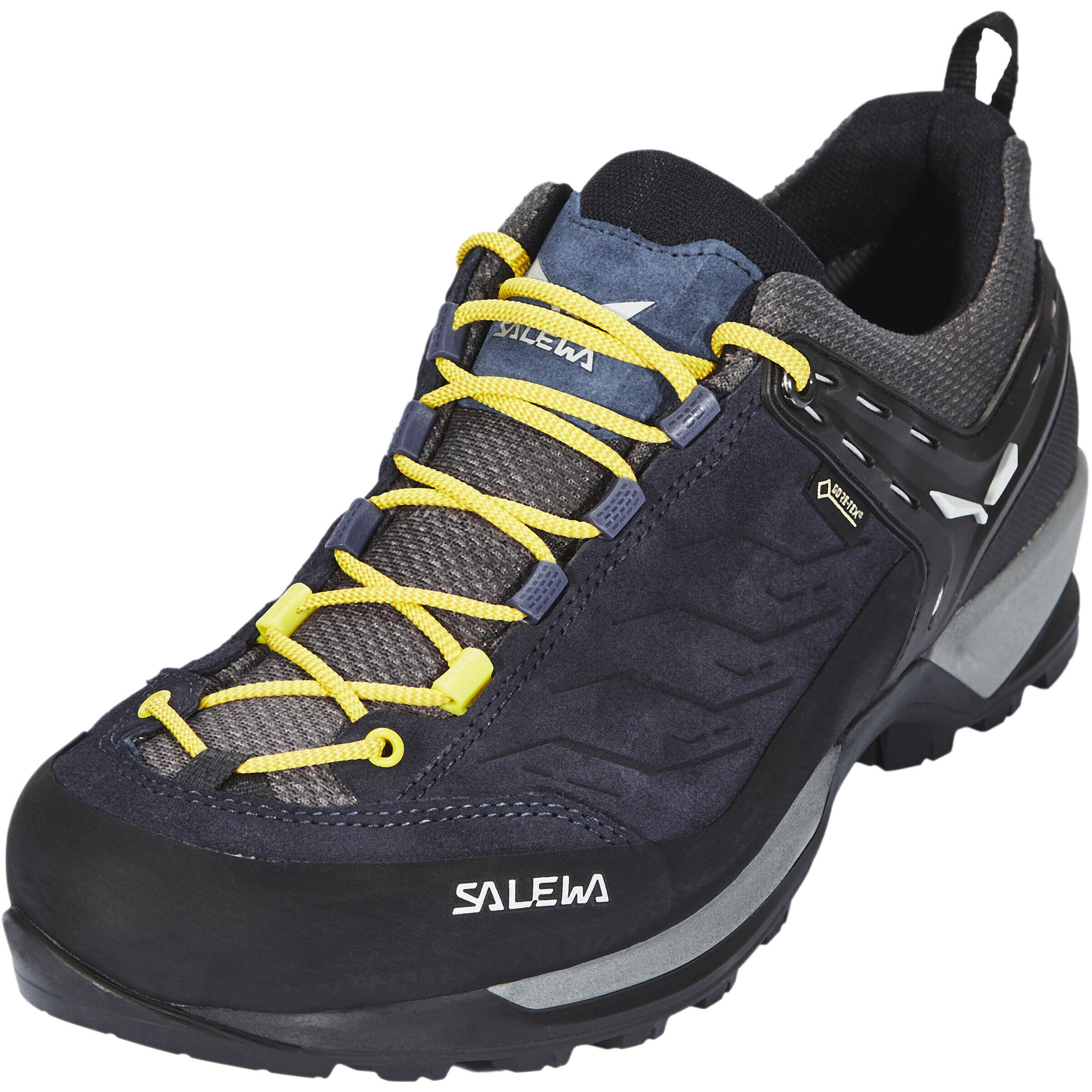SALEWA MTN Trainer GTX Shoes Herr night blackkamille