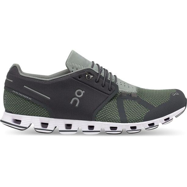 On Cloud Shoes Herr rock-leaf