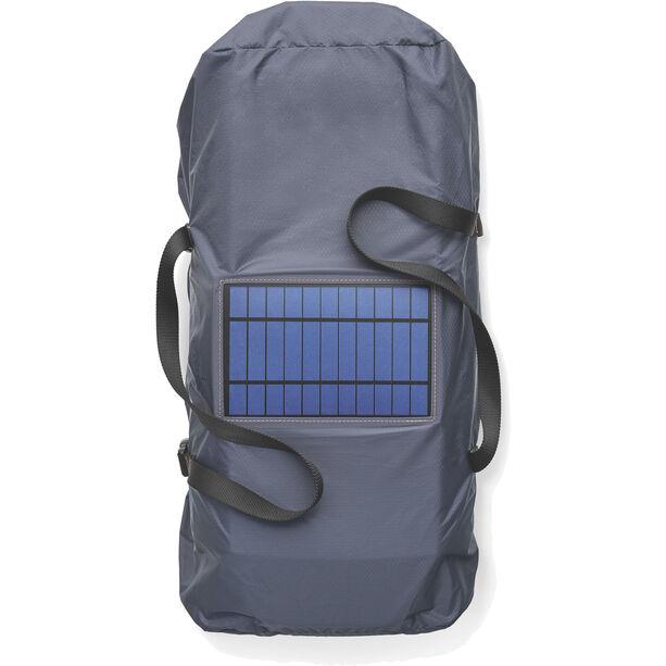 BioLite Firepit Solar Cover grey