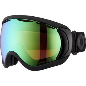 Oakley Canopy Snow Goggles factory pilot blackout/prizm jade iridium factory pilot blackout/prizm jade iridium