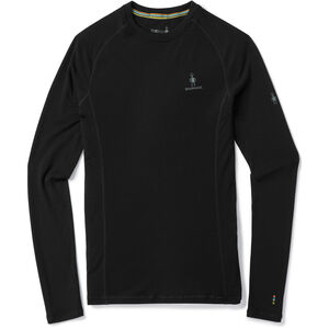 Smartwool Merino 200 Baselayer Long Sleeve Herr Black Black