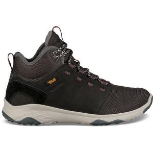 Teva Arrowood Venture WP Mid Shoes Dam black black