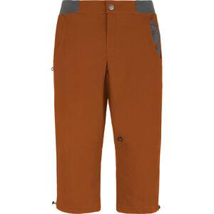 E9 3Qart 3/4 Pants Herr brick brick
