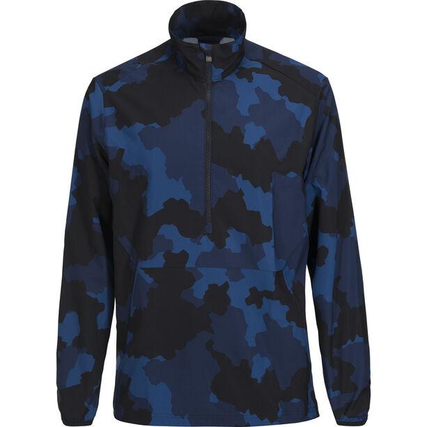 Peak Performance Fremont Print Jacket Herr pattern