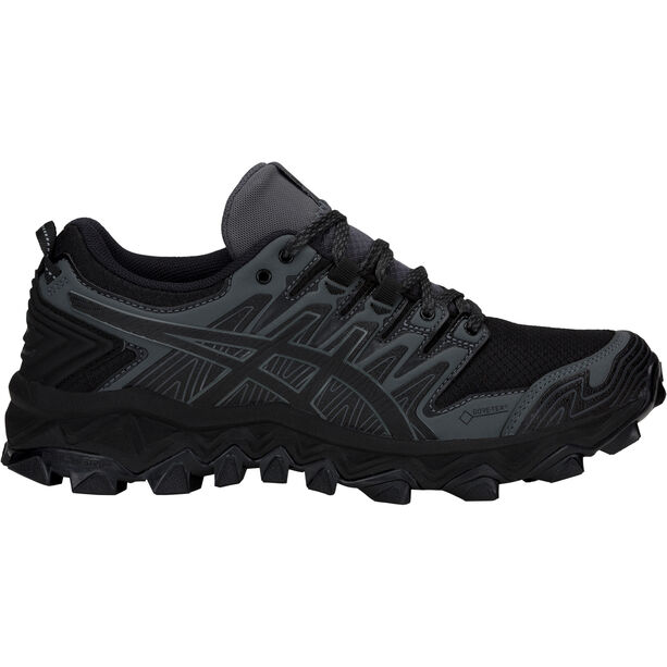 asics Gel-FujiTrabuco 7 G-TX Shoes Dam black/dark grey