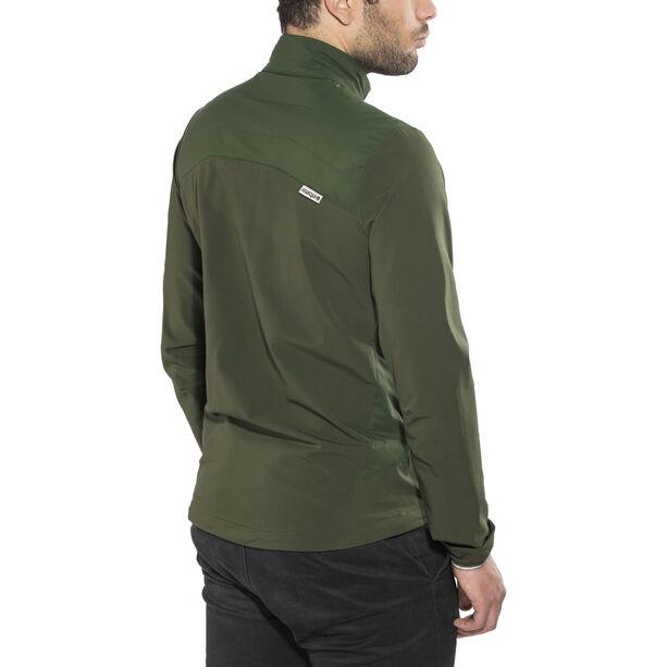 Maloja FalunM. Nordic Hybrid Jacket Herr wood