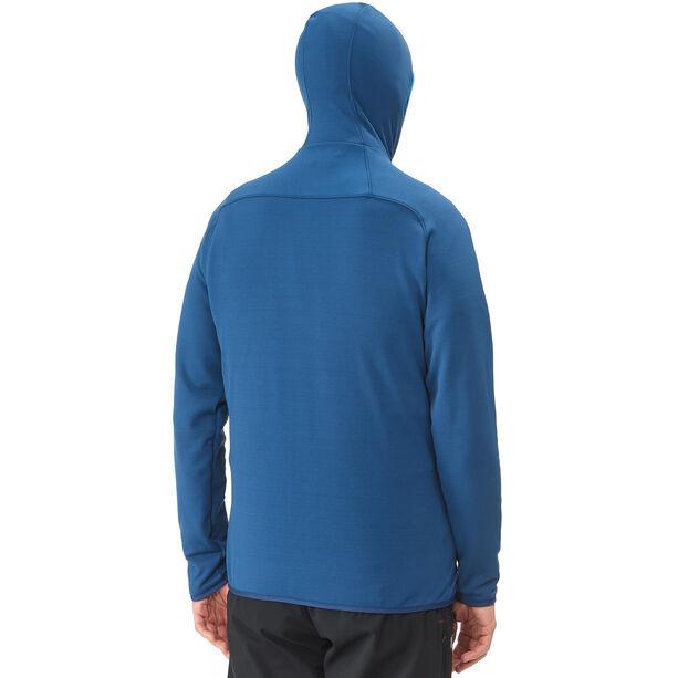Millet Technostretch Hoodie Herr estate blue