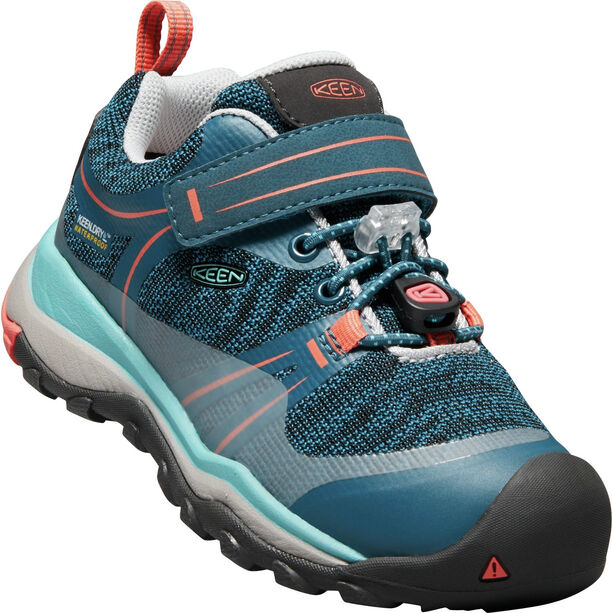 Keen Terradora WP Low Shoes Barn aqua sea/coral
