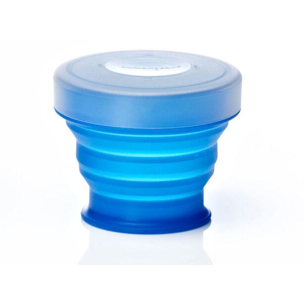 humangear GoCup Travel Accessorie Small 118ml blue
