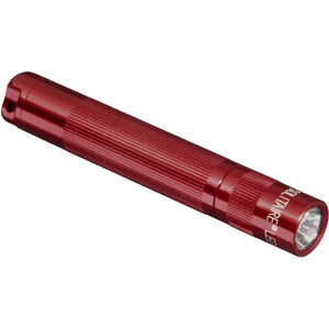 Maglite Solitaire LED Ficklampa red red