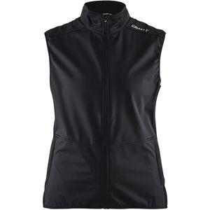 Craft Warm Vest Dam black black