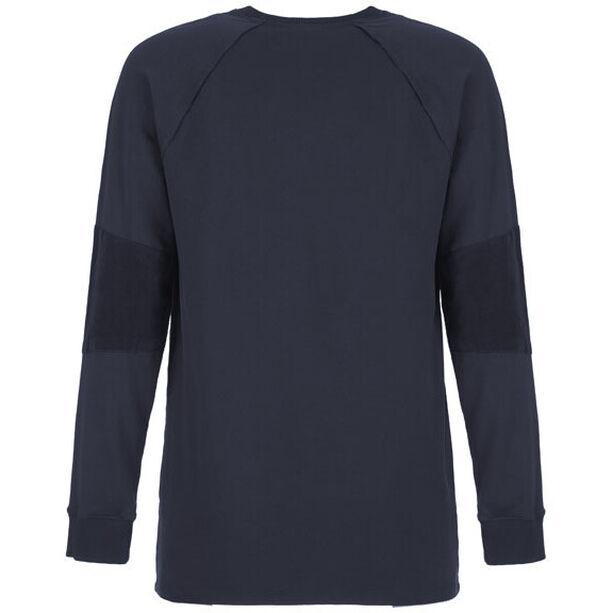 E9 Balance Fleece Sweater Herr Blue Navy
