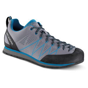 Scarpa Crux Air Shoes Herr smoke-lake blue smoke-lake blue
