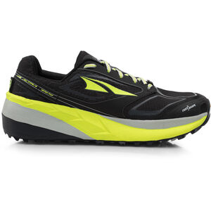 Altra Olympus 3 Running Shoes Herr black/yellow black/yellow