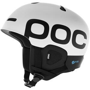POC Auric Cut Backcountry Spin Helmet hydrogen white hydrogen white