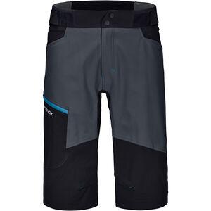 Ortovox Pala Shorts Herr black steel black steel