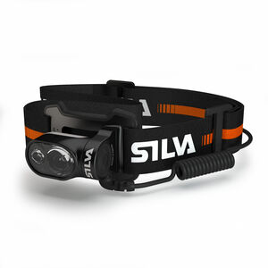 Silva Cross Trail 5 Headlamp black/orange black/orange
