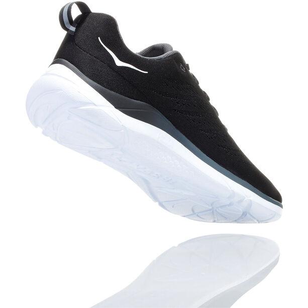 Hoka One One Hupana EM Running Shoes Dam black/white