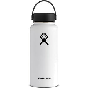 Hydro Flask Wide Mouth Flex Bottle 946ml white white