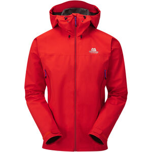 Mountain Equipment Gandiva Jacket Herr crimson crimson