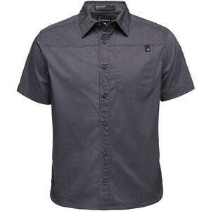 Black Diamond Operator Stretch Shirt Herr carbon carbon