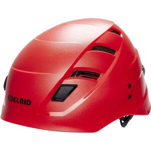 Edelrid Zodiac Helmet red red