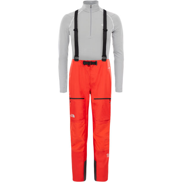The North Face Summit L5 GTX Pro Pants Herr fiery red