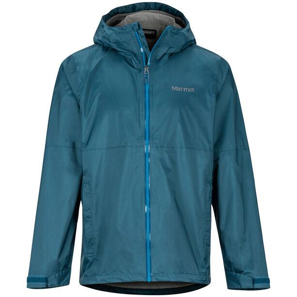 Marmot PreCip Eco Plus Jacket Herr denim