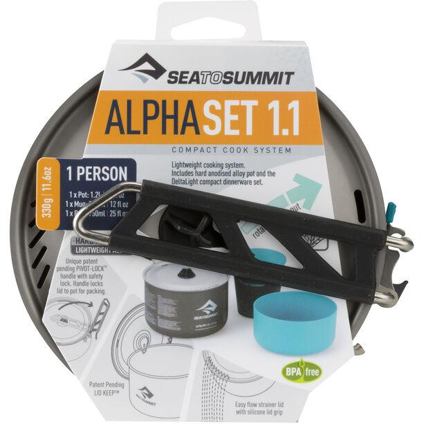 Sea to Summit Alpha Cookset 1.1