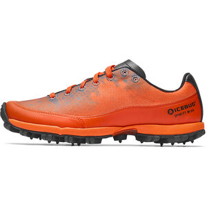 Icebug Spirit7 OLX Shoes Dam slate gray/melon slate gray/melon