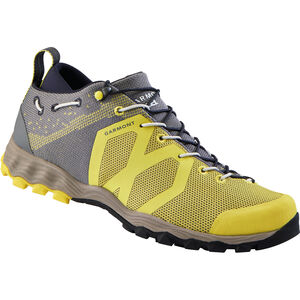 Garmont Agamura Knit Shoes Dam grey/yellow grey/yellow