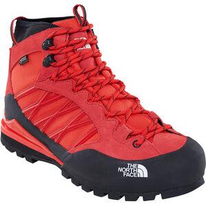 The North Face Verto S3K II GTX Shoes Herr fiery red/tnf black fiery red/tnf black