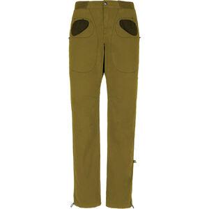 E9 Rondo Slim Pants Herr pistachio pistachio