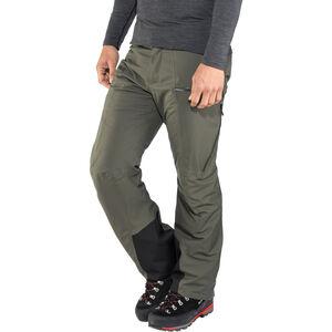 Bergans Stranda Insulated Pants Herr seaweed/khakigreen seaweed/khakigreen