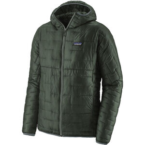 Patagonia Micro Puff Hoody Herr Carbon Carbon
