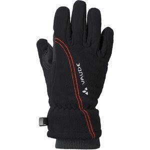 VAUDE Kids Karibu Gloves II Barn black black