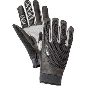 Hestra Bike SR Long Finger Gloves svart svart
