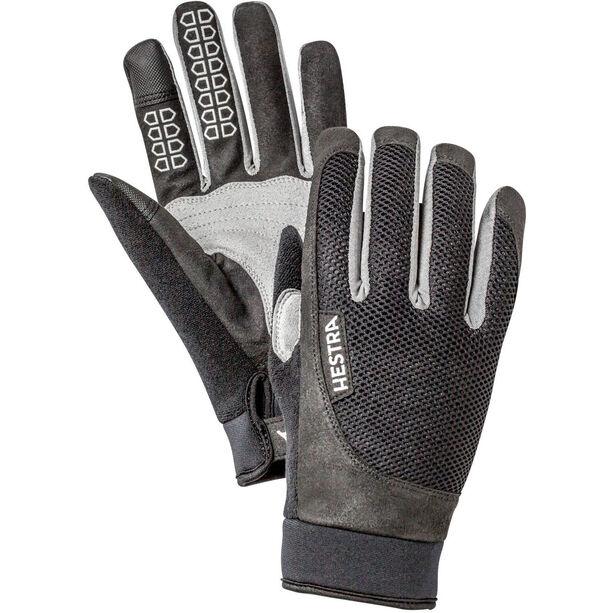 Hestra Bike SR Long Finger Gloves svart