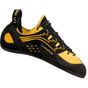 La Sportiva Katana Laces Climbing Shoes yellow/black yellow/black