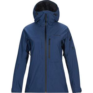 Peak Performance Alpine 2L Jacket Dam Decent Blue Decent Blue